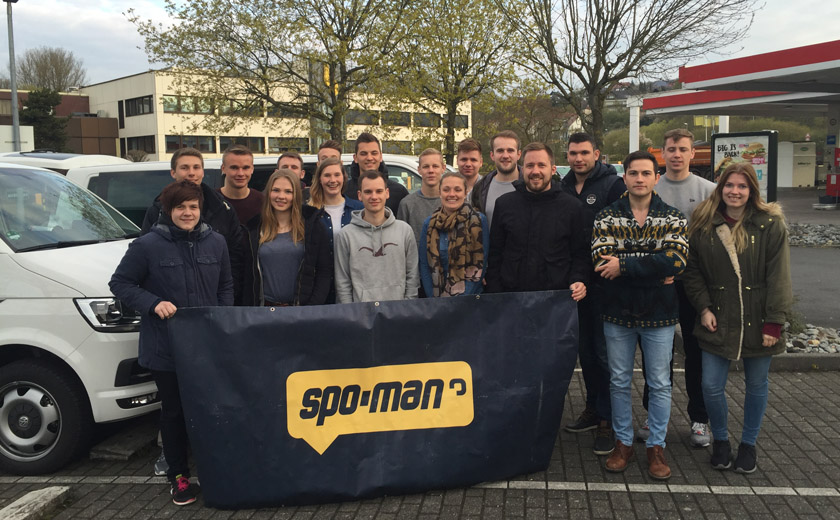 SPO-MAN.ontour Basel 2016